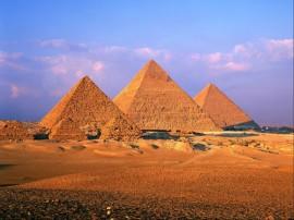 Papel de parede Pirâmides de Gizé, Egito