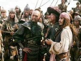 Papel de parede Piratas do Caribe – No fim do Mundo #3