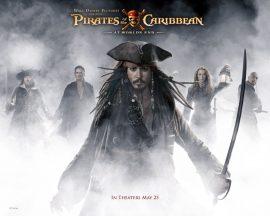 Papel de parede Piratas do Caribe – No fim do Mundo #4