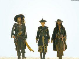Papel de parede Piratas do Caribe – No fim do mundo
