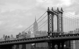 Papel de parede Ponte de Manhattan – Nova Iorque, EUA