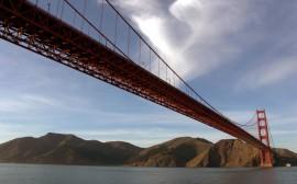 Papel de parede Ponte Golden Gate, São Francisco