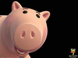 Papel de parede Porco – Toy Story 3