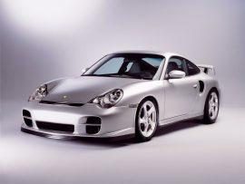 Papel de parede Porsche 911 GT original