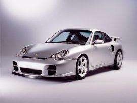 Papel de parede Porsche 911 GT2