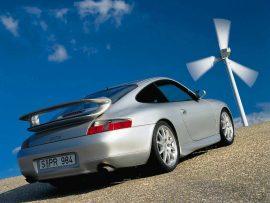 Papel de parede Porsche 911 GT3