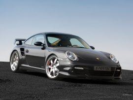 Papel de parede Porsche 911 Turbo Sportec#1