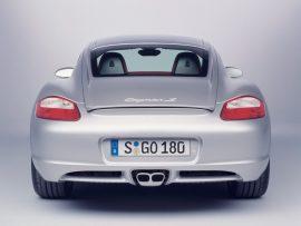 Papel de parede Porsche Cayman
