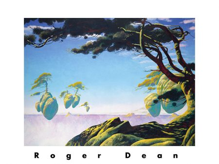 Papel de parede Poster de Roger Dean para download gratuito. Use no computador pc, mac, macbook, celular, smartphone, iPhone, onde quiser!