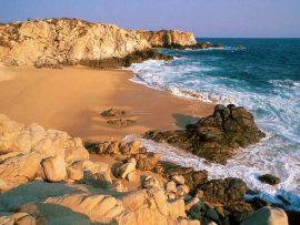 Papel de parede Praia Deserta