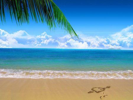 Papel de parede Praia do amor para download gratuito. Use no computador pc, mac, macbook, celular, smartphone, iPhone, onde quiser!