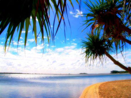 Papel de parede Praia no Verão para download gratuito. Use no computador pc, mac, macbook, celular, smartphone, iPhone, onde quiser!