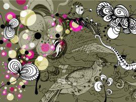 Papel de parede Primavera – Arte
