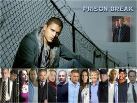 Papel de parede Prison Break – Elenco