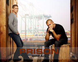 Papel de parede Prison Break – Irmãos e Prisão