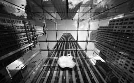 Papel de parede Quarteirão da Apple