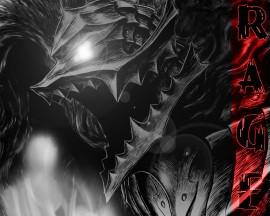 Papel de parede Raiva – Rage
