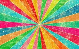 Papel de parede Rainbow Colors
