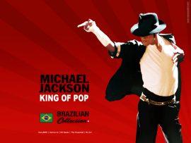 Papel de parede Rei do Pop
