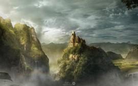 Papel de parede Reino da Montanha