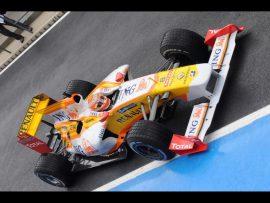 Papel de parede Renault 2009