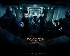Papel de parede Resident Evil – Afterlife – Milla Jovovic