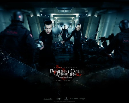 Papel de parede Resident Evil – Afterlife – Milla Jovovic para download gratuito. Use no computador pc, mac, macbook, celular, smartphone, iPhone, onde quiser!