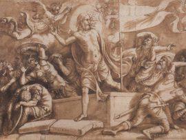 Papel de parede Ressuscitou