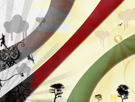 Papel de parede Revolução Hippie Digital para download gratuito. Use no computador pc, mac, macbook, celular, smartphone, iPhone, onde quiser!