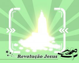Papel de parede Revolução Jesus