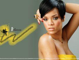 Papel de parede Rihanna – Música