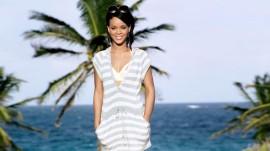 Papel de parede Rihanna Morena