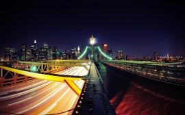Papel de parede Caminho para Nova Iorque