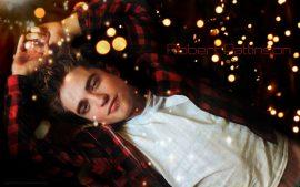 Papel de parede Robert Pattinson – Ator da Saga Crepúsculo