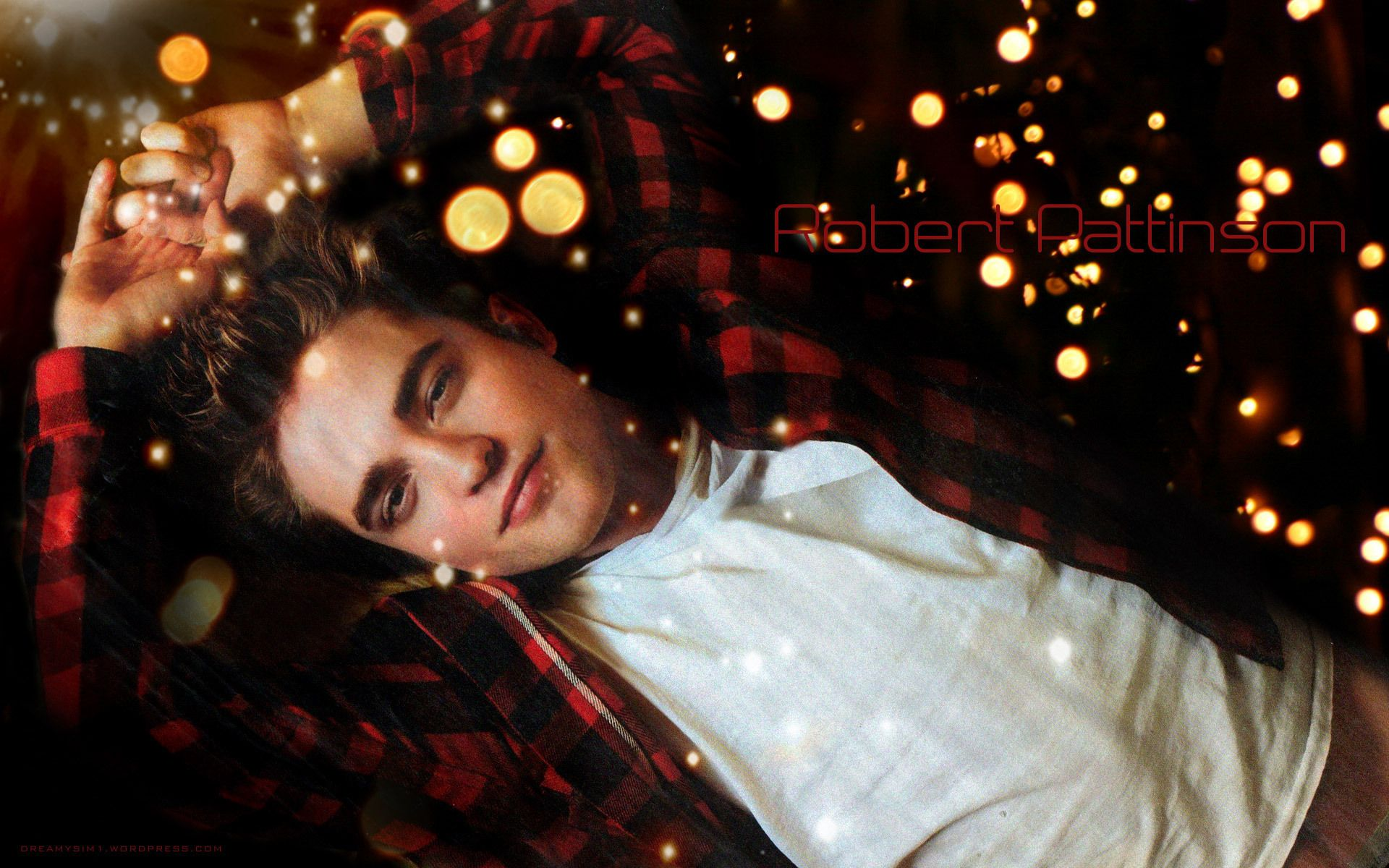 Papel de Parede Robert Pattinson - Ator da Saga Crepúsculo ...