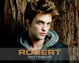 Papel de parede Robert Pattinson – Ator