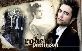 Papel de parede Robert Pattinson – Twilight