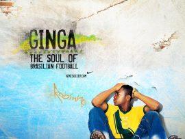 Papel de parede Robinho – Ginga