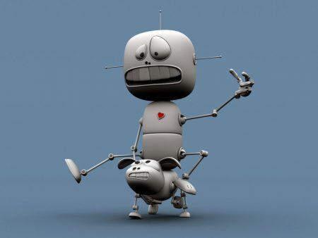 Papel de parede Robô – Peão para download gratuito. Use no computador pc, mac, macbook, celular, smartphone, iPhone, onde quiser!