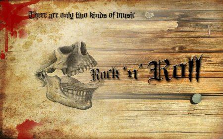 Papel de parede Rock – Caveira para download gratuito. Use no computador pc, mac, macbook, celular, smartphone, iPhone, onde quiser!