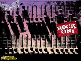 Papel de parede Rock On