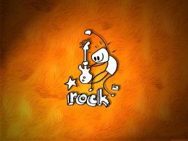 Papel de parede Rock!