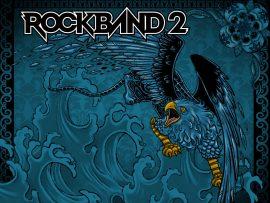 Papel de parede Rockband 2 – Águia
