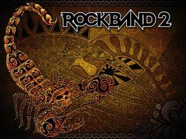 Papel de parede Rockband2 – Escorpião