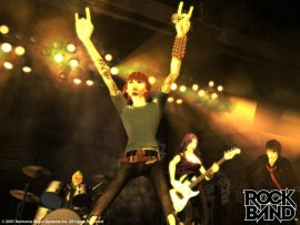 Papel de parede Rockband