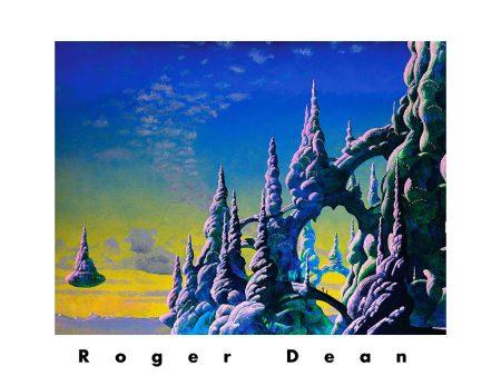 Papel de parede Roger Dean – Arte para download gratuito. Use no computador pc, mac, macbook, celular, smartphone, iPhone, onde quiser!
