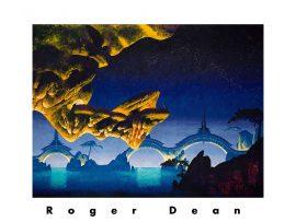 Papel de parede Roger Dean – Artista Psicodélico