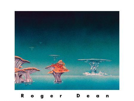 Papel de parede Roger Dean – Ilustração para download gratuito. Use no computador pc, mac, macbook, celular, smartphone, iPhone, onde quiser!