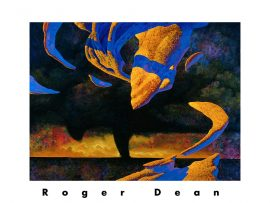 Papel de parede Roger Dean – Instigante