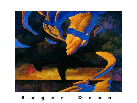 Papel de parede Roger Dean – Instigante para download gratuito. Use no computador pc, mac, macbook, celular, smartphone, iPhone, onde quiser!